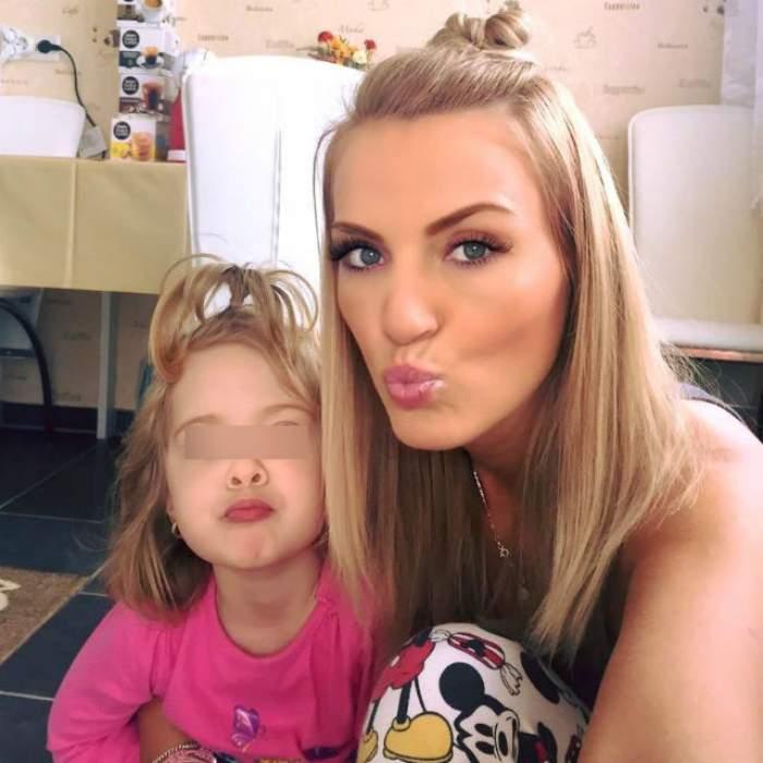 """VIDEO / Elena Hueanu i-a luat fiicei sale o bonă care-şi dă licenţa în psihologie: """"Aşa poate înţelege trauma prin care trece fetiţa"""""""