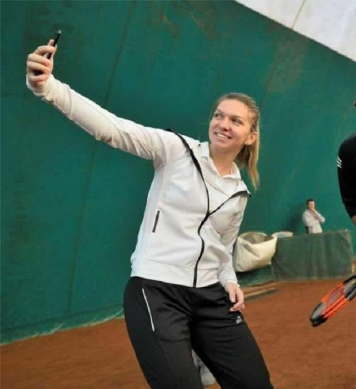 Simona Halep s-a calificat în optimile de finală ale turneului de la Shenzhen