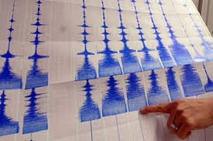 Ultima oră! Cutremur de 6,8 grade pe scara Richter în Insulele Solomon