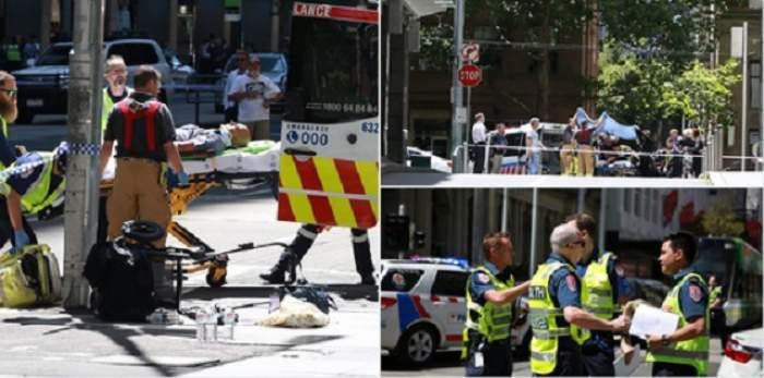 VIDEO / Posibil ATENTAT TERORIST! 3 MORŢI şi peste 20 de RĂNIŢI într-un accident terifiant
