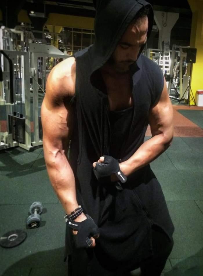 Fetelor, vă puteţi lua gândul de la el! Modelul Suhaib Meshah s-a combinat!