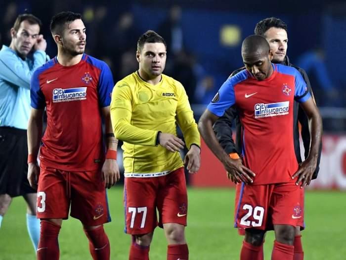 Steaua pierde un fotbalist de echipa naţională! Jucătorul s-a înţeles cu o formaţie din Spania!