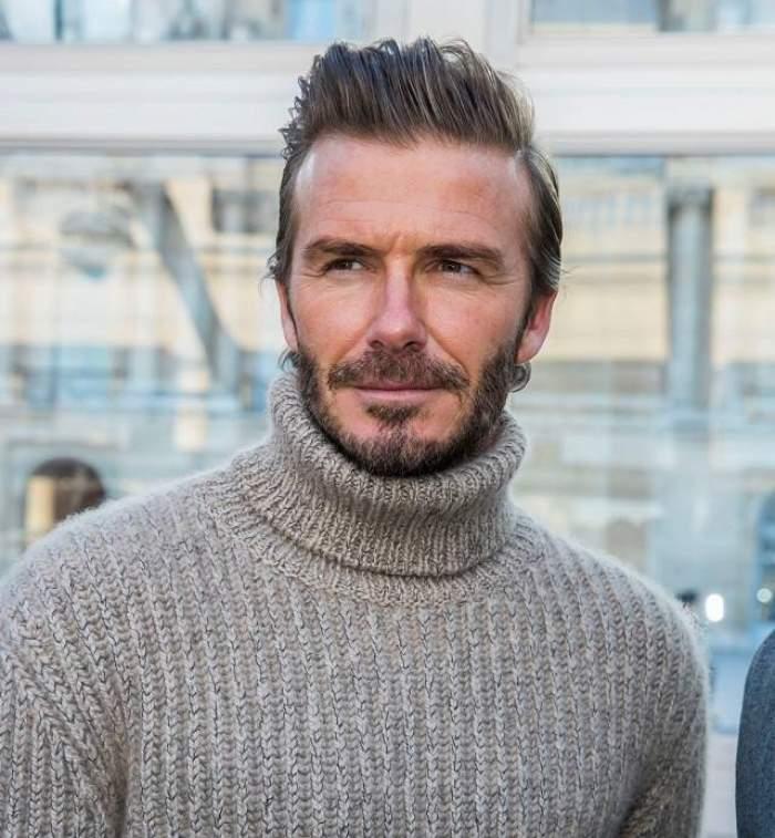 """Gestul de milioane făcut de David Beckham! Englezul a devenit """"omul zilei"""" în presa internaţională!"""