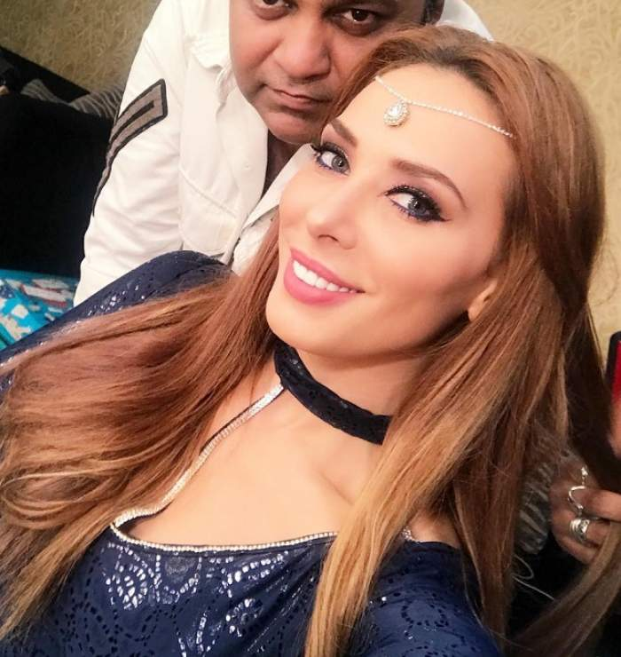 VIDEO / Iulia Vântur, tu eşti? Vedeta arată ca o artistă internaţională!