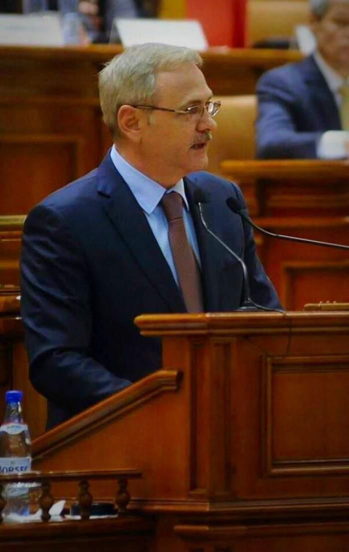 """VIDEO / PRIMA REACŢIE a lui Liviu Dragnea, după protestele față de ordonanțele grațierii și amnistiei: """"E un început de lovitură de stat"""""""