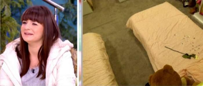 """VIDEO / Edith de la """"Mireasă pentru fiul meu"""", accidentată în timpul vacanţei: """"M-am lovit la barbă"""""""