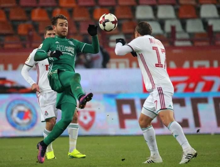 Transfer de senzaţie pentru Eric Bicfalvi! Cu ce echipă a semnat internaţionalul român / FOTO