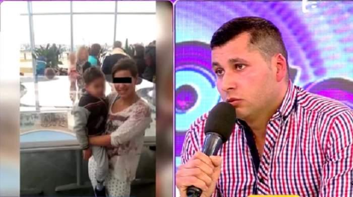 VIDEO / Și-a crescut fiul până la 4 ani, dar a rămas fără el! Mama acestuia a câștigat procesul! Mesajul disperat al tatălui