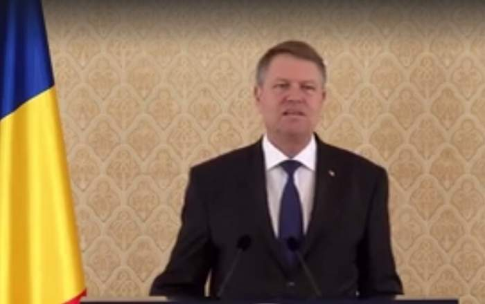 """Klaus Iohannis iniţiază referendum: """"Românii vor putea să se exprime"""""""