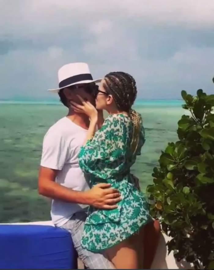VIDEO / Lidia Buble, declaraţie de dragoste pentru iubitul ei! Ce i-a transmis artista lui Răzvan Simion şi au văzut toţi