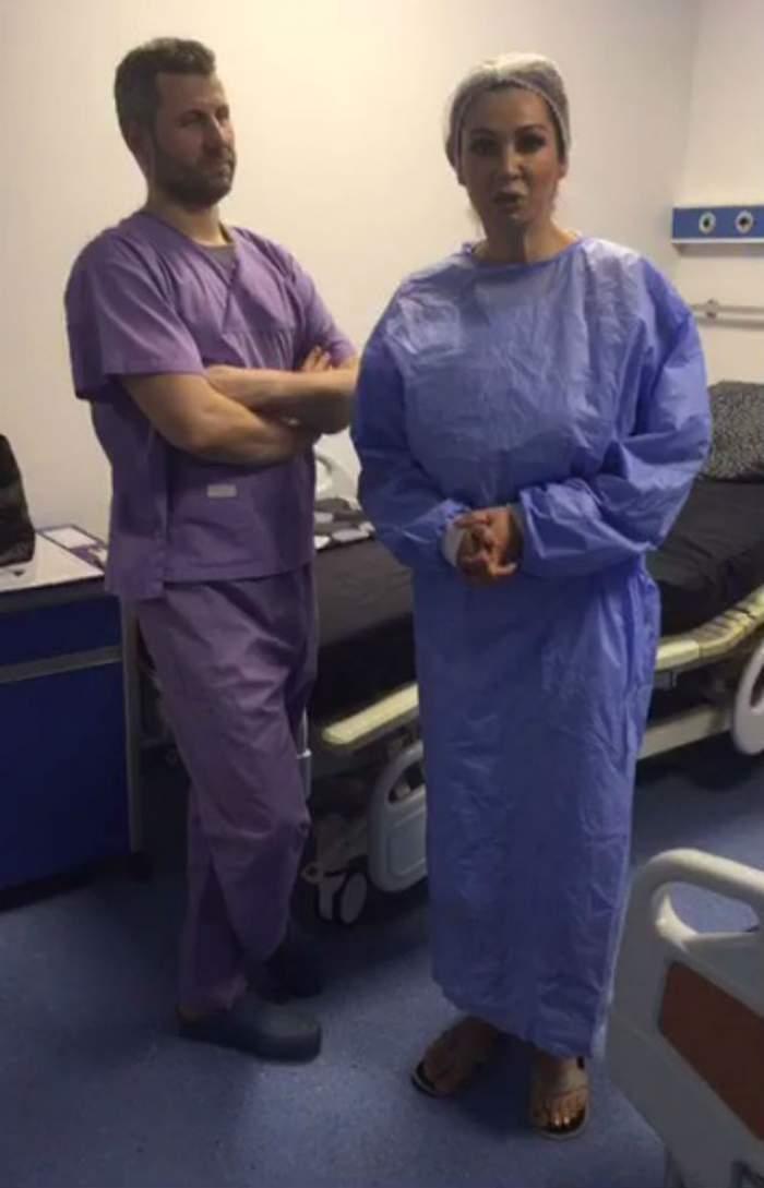 VIDEO / Nicoleta Luciu, o nouă operaţie estetică! MESAJUL VEDETEI înainte ca intervenţia chirurgicală să înceapă