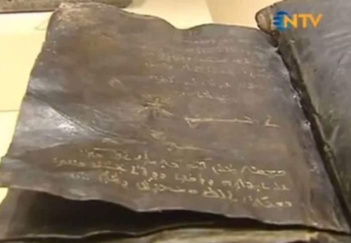 """VIDEO / Lumea creştină, zdruncinată de descoperirea unei BIBLII SECRETE: """"Iisus a prezis venirea profetului Mohamed"""""""