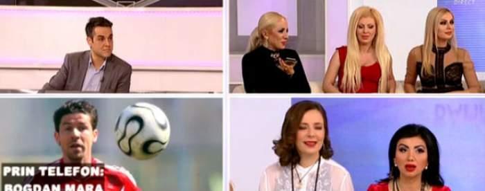 """VIDEO / Amantlâcurile fotbaliştilor ies la iveală: """"După ce ne-am văzut, am aflat că are iubită."""" Bogdan Mara: """"Asta e motivul pentru care nu am Facebook"""""""