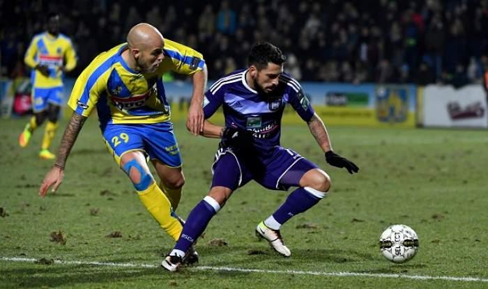 Nicuşor Stanciu scrie istorie la Anderlecht! Românul a marcat un gol fabulos! / VIDEO