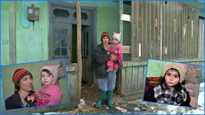 VIDEO  / Apel DISPERAT de la o fetiţă de 13 ani! Cu feţele înnegrite, doi fraţi SE SUFOCĂ în MIZERIE