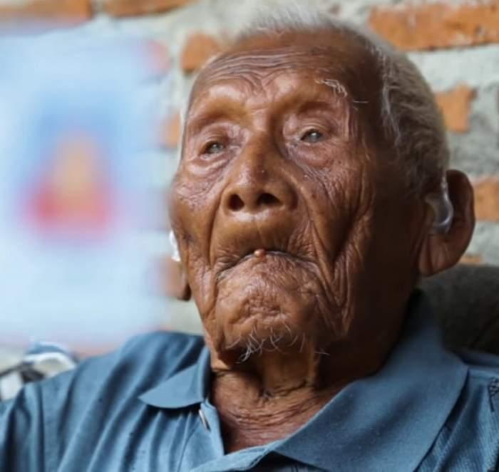 Cel mai bătrân om din lume a împlinit 146 de ani! Secretul longevităţii a fost dezvăluit
