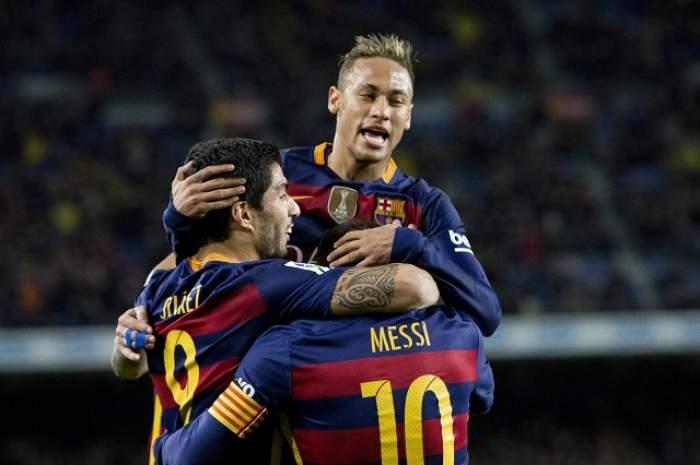 Messi, Suarez şi Neymar au revenit la antrenamente! Cum arată vedetele Barcelonei după vacanţa de iarnă / VIDEO