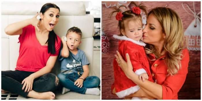 FOTO / Fiul Andrei s-a îndrăgostit de fetiţa Sânzianei Buruiană!