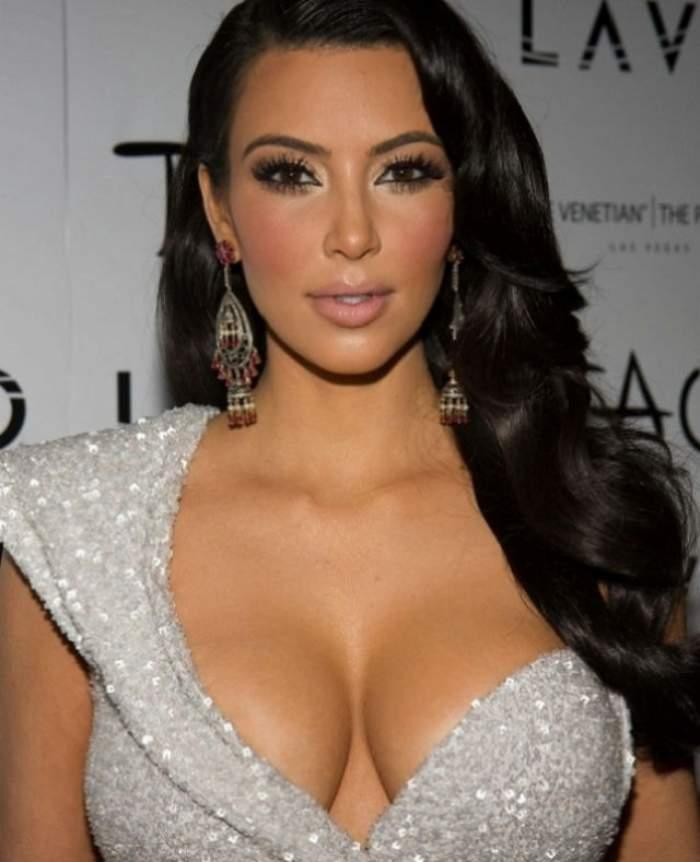 FOTO / Kim Kardashian a revenit în mediul online, după atacul din Paris! Prima imagine cu bruneta