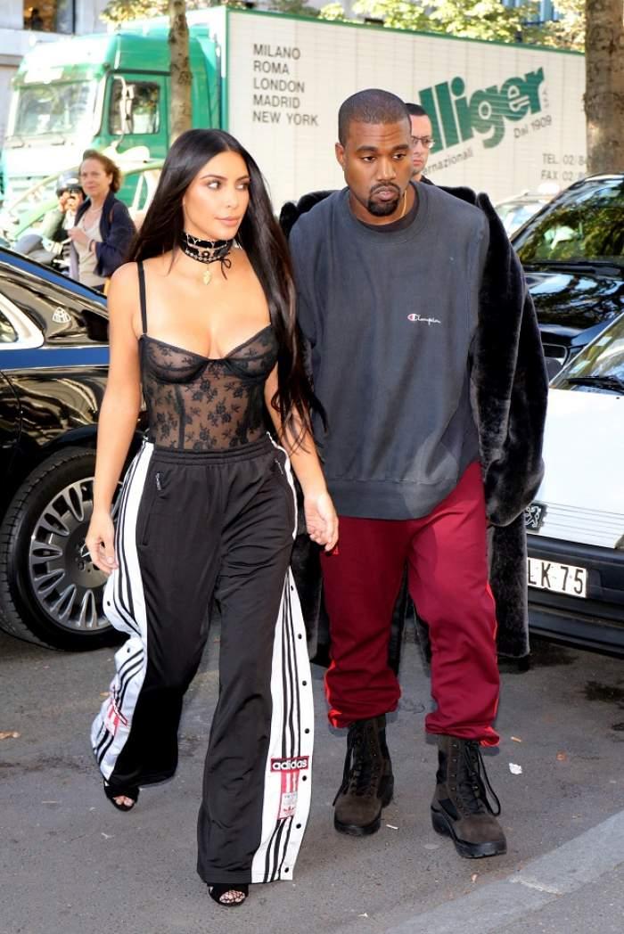 VIDEO / Kim Kardashian spulberă toate zvonurile legate de divorţ! Uite în ce ipostaze apare alături de Kanye