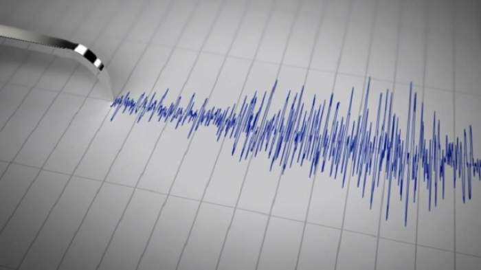 Cutremur de 4,1 grade pe Richter în această dimineaţă