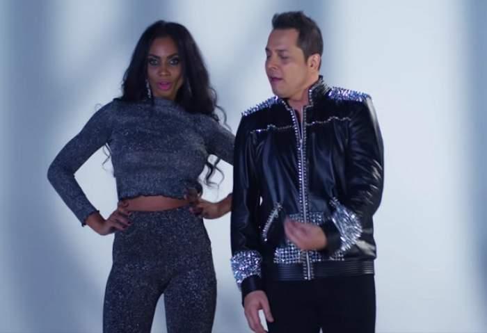 VIDEO / Laurette s-a apucat de dansat manele! Mulatra îi face concurenţă serioasă Cristinei Pucean în noul videoclip