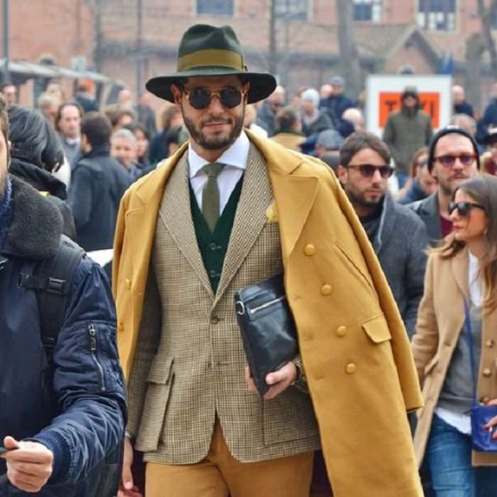 Şi bărbaţii sunt interesaţi de fashion! Află cum poţi deveni un bărbat cu stil în 2017!