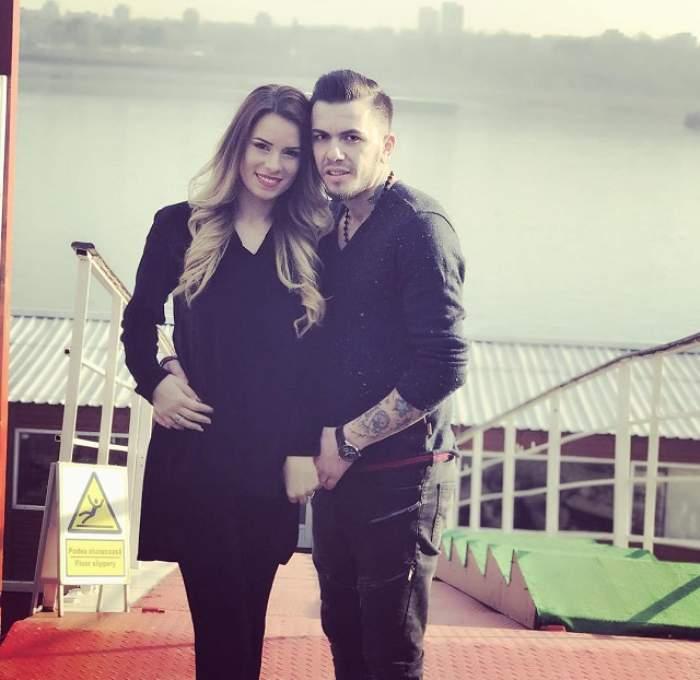 """FOTO / Elly și Cristian de la """"Mireasă pentru fiul meu"""" vor deveni oficial părinți? Imaginea cu ei din vacanță:  """"Super pozici cu voi... trei!"""""""