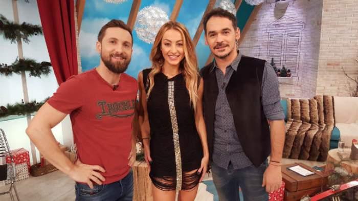 """VIDEO / """"Neatza cu Răzvan şi Dani"""" fără Răzvan Simion şi Flavia Mihăşan! Surpriză la Antena1 în această dimineaţă"""