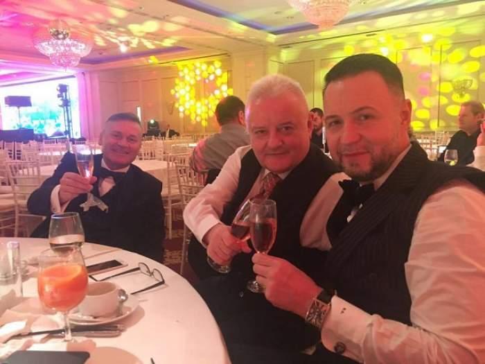 Iată cum a petrecut cel mai cunoscut wedding planner din România Revelionul!