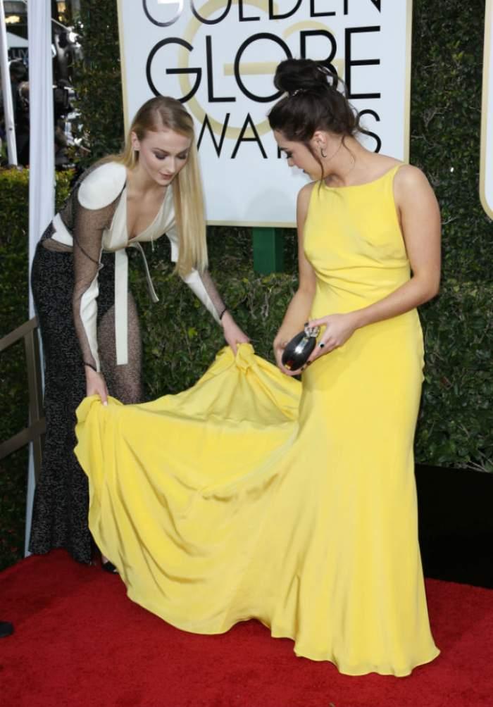 FOTO / TOP 8 cele mai neinspirate rochii de la Globurile de Aur