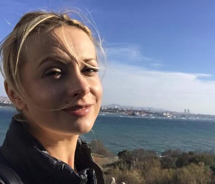 """Simona Gherghe, la un pas să piardă sarcina: """"În săptămâna a 8-a mi-a apărut un hematom"""""""