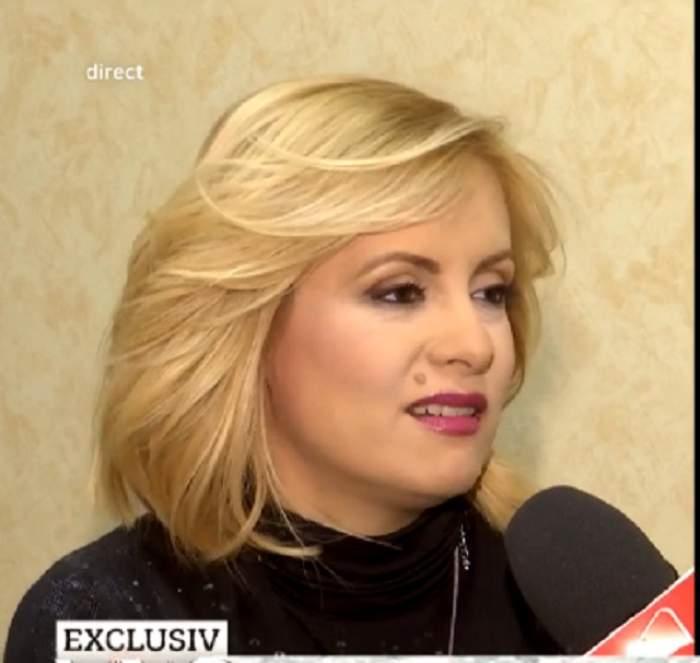 """VIDEO / Cât s-a îngrăşat Simona Gherghe pe parcursul celor aproape 4 luni de sarcină! """"Nu îmi fac griji pentru kilogramele în plus"""""""