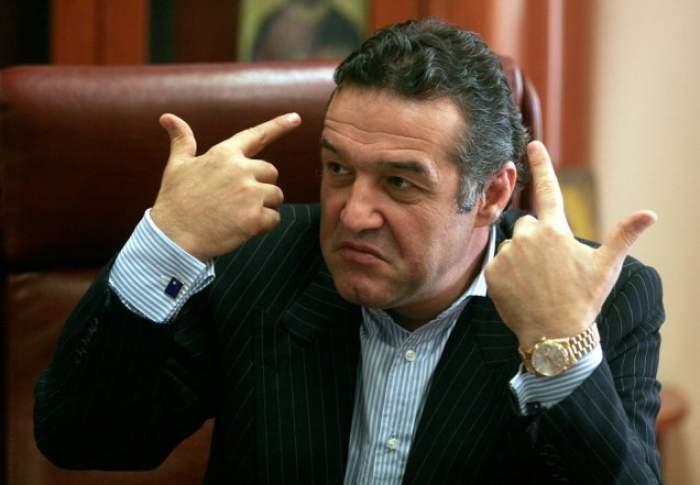 Gigi Becali, târât într-un nou scandal! Totul a plecat de la bani