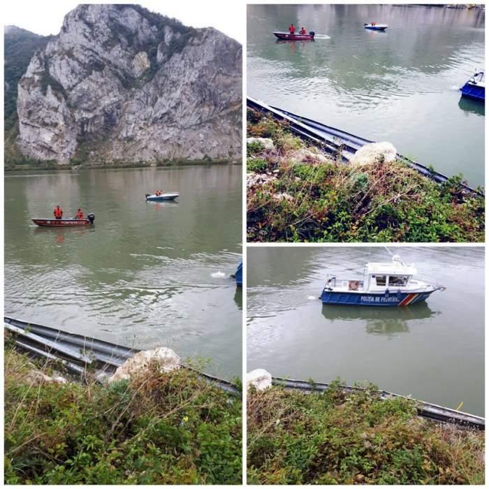 Trupul băiatului care a murit împreună cu familia în accidentul de pe Dunăre a fost găsit!