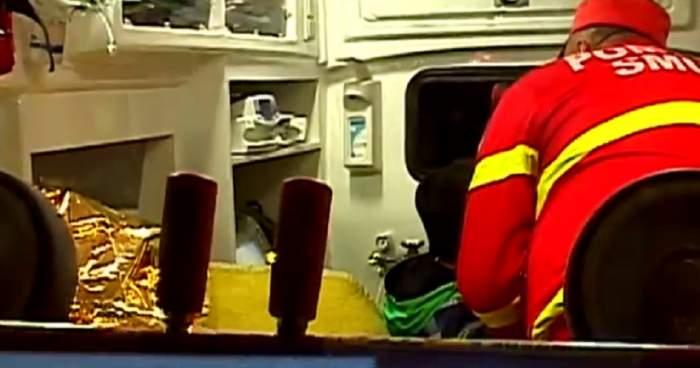 VIDEO / Cum a fost găsit Darius, copilul de 3 ani, care s-a pierdut de tatăl său! Câţiva jandarmi s-au întâlnit cu un urs