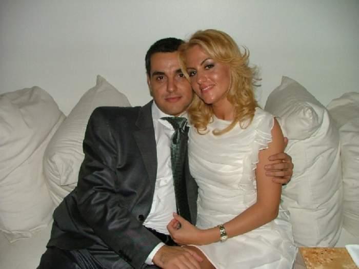 Imagini de la nunta secretă a lui Cristi Brancu cu Oana Turcu