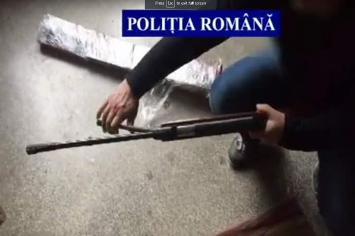 VIDEO / Ce i-a făcut un ţăran mamei sale, după ce s-a certat crunt cu femeia!