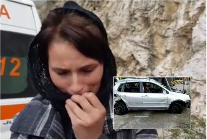 """Fata celor doi părinţi care au căzut cu maşina în Dunăre, sfâşiată de durere! Mărturii cutremurătoare: """"Surioara mea nu ştie nimic"""""""