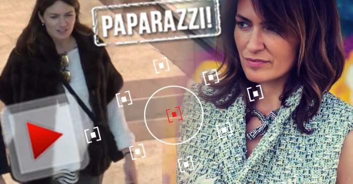 Maria Marinescu, cu burta la gură, aleargă la cumpărături! Cum se pregătește să devină mamă