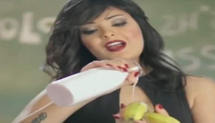 O cântăreaţă celebră, reţinută din cauza unui videoclip indecent!