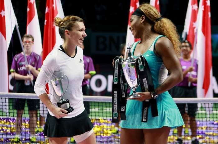 Simona Halep, în război cu Serena Williams! Liderul mondial a comentat în termeni duri revenirea în tenis a sportivei din SUA!