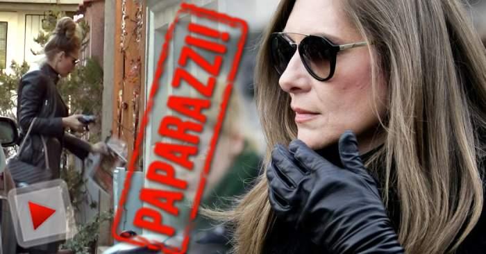 Are 53 de ani, e mai sexy ca niciodată, dar nu dă doi bani pe lege! Cum a fost surprinsă Romanița Iovan de paparazzii Spynews.ro