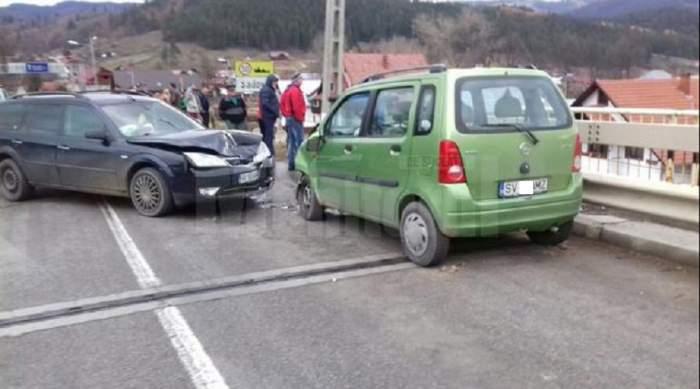 Nu a putut suporta despărțirea! Un bărbat din Suceava și-a urmărit fosta iubită, s-a izbit de mașina ei, i-a smuls părul și a împins-o de pe un pod