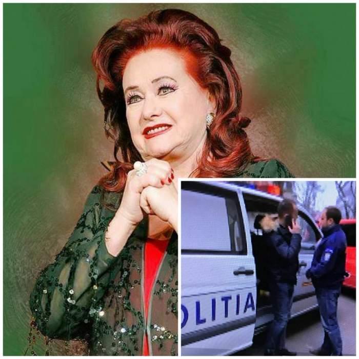 VIDEO / Criminaliştii au ajuns acasă la Stela Popescu şi ridică probe după moartea ei