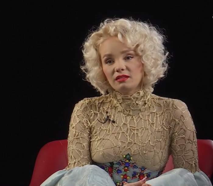 """VIDEO / Maria Constantin nu regretă alegerile făcute în viaţă, când vine vorba de bărbaţi! """"Nu pot spune că am ales prost"""""""