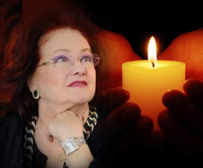"""Stela Popescu, drumul spre eternitate. Adriana Petrescu: """"Nu există om care să nu fi primit ceva de la ea"""""""