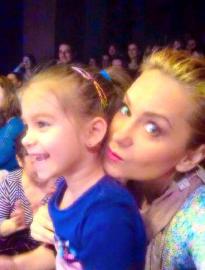 VIDEO / Paula Chirilă, mămică pentru a doua oară? A spus totul în fața fiicei ei, la TV