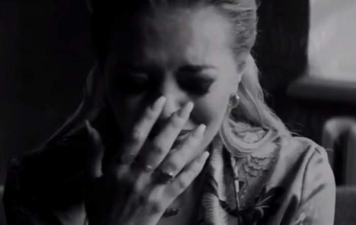VIDEO / Delia, videoclip cum n-ai văzut-o niciodată! Cu ochii în lacrimi, cântă versuri despre iubire