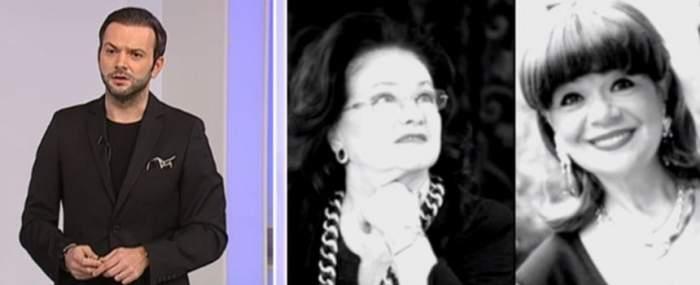 """Mihai Morar, coincidenţă ULUITOARE despre Cristina Stamate. Ce s-a întâmplat în momentul în care era difuzat un material cu marea actriţă. """"Nu cred în superstiţii"""""""